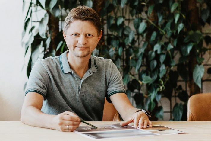Johannes Appesbacher, Geschäftsführung Appesbacher Zimmerei Holzbau