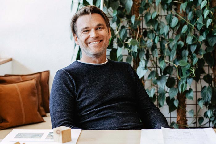 Klaus Fasching, Geschäftsführung Appesbacher Zimmerei Holzbau