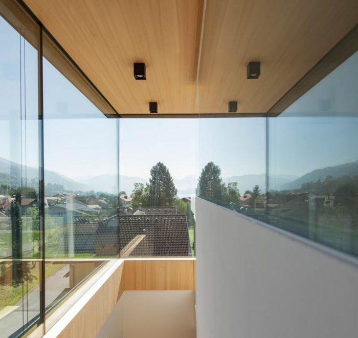 Penthouse Aufstockung, Appesbacher Zimmerei Holzbau