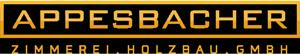 Appesbacher Zimmerei Holzbau Logo