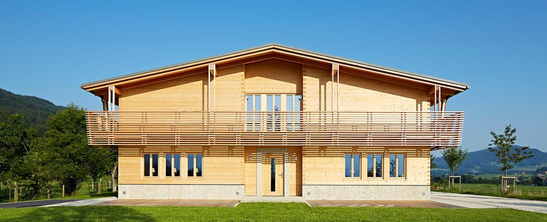 Appesbacher Zimmerei Holzbau - Bauen mit Holz - Holzbau Österreich