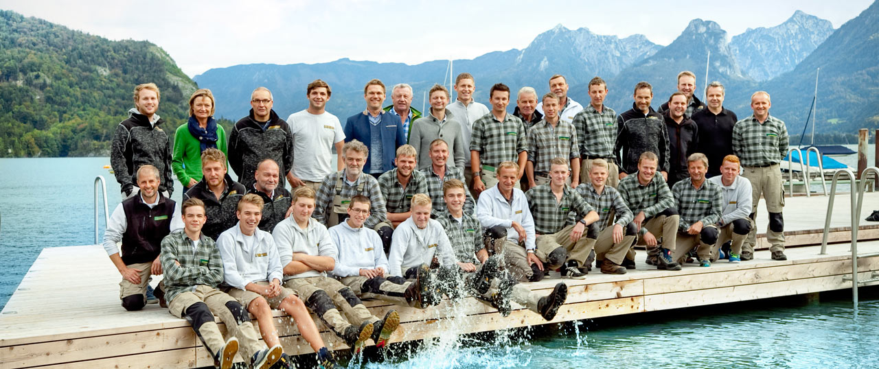 Appesbacher Zimmerei Holzbau Team